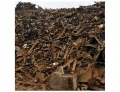 Metal Scrap, Used Rail Scrap,