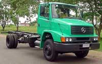 MB 1823 Atego Truck