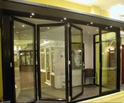 Aluminium Bio-Folding Doors