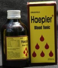 Haepler Blood Tonic