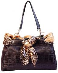 Fashion Scarf Tote Bag