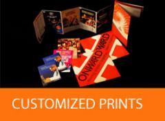 Customized Prints