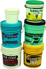 Paints Containers