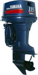 Yamaha Enduro 115hp outboard motor