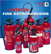 Angus Fire Extinguishers