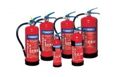 Stored Pressure Type Extinguisher