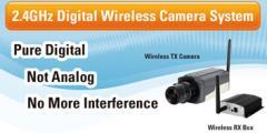 Digital Wireless Camera System