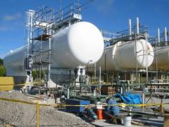 Natural Gas and LPG distribution