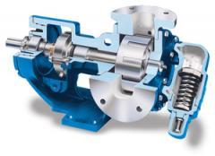 Universal Seal Series Internal Gear Pumps