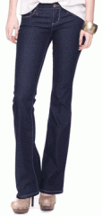 Indigo Flare Jeans
