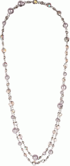 Regal Beaded Necklace