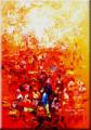 Market 4 ,oil by Simeon Akherebhu