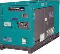 20kVA Denyo Excellent Silent Soundproof Diesel Generator
