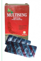 Multiseng Soft Cap. (With Ginseng)