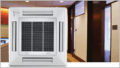 Mini 4Way cassette Air Conditioning unit