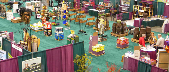 Order Exhibition Services