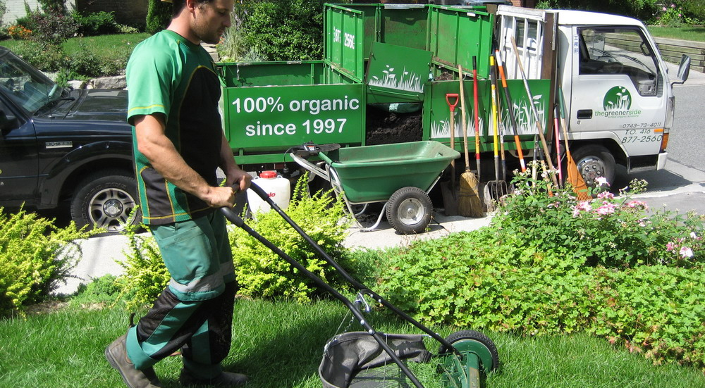 Order Maintenance Of Old And New Gardens