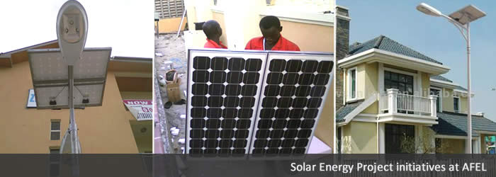 Order Environmental Friendly Products - Solar Energy System