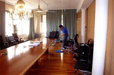 Order General Facilities & Office Cleaning
