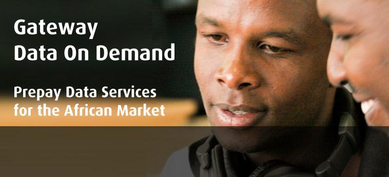 Order Gateway Data on Demand