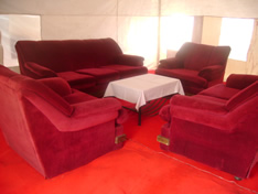 Order Tables & Chairs Rental Services