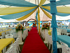 Event Decoration order at Ikoyi Nigeria | Price , Information