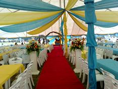 Order Event Decoration