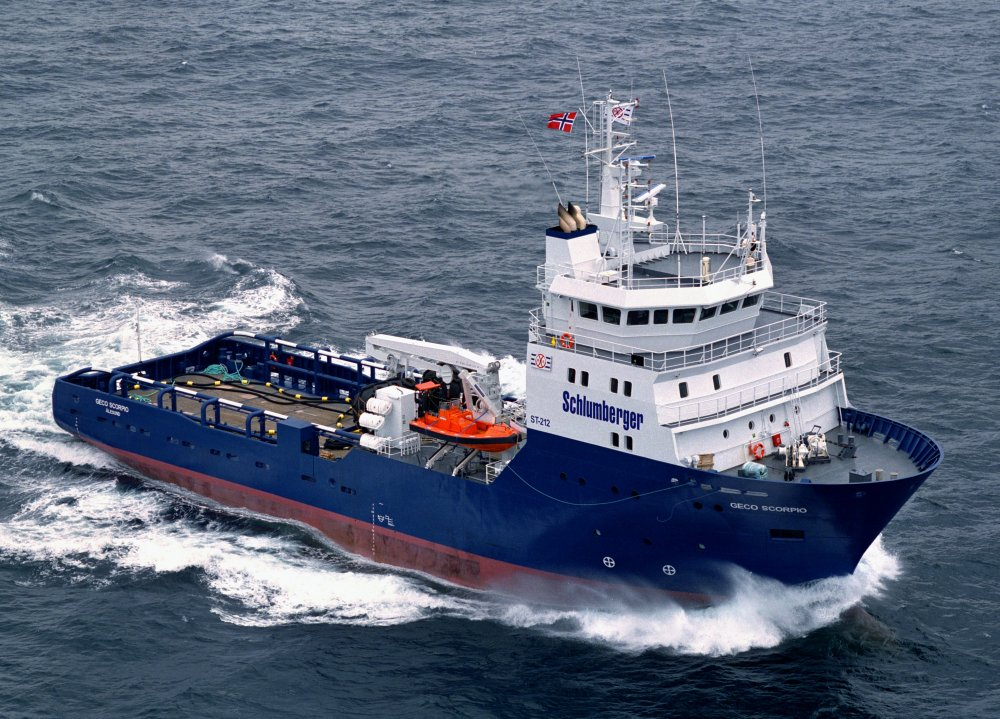 Order Offshore support vessels