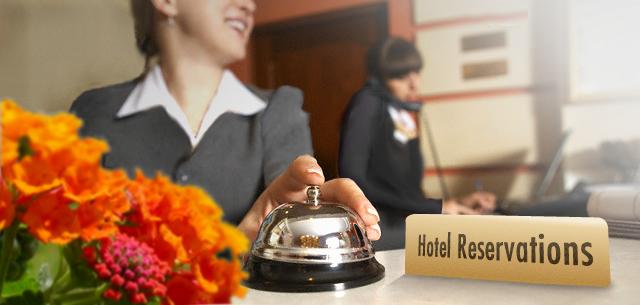Order Hotel Reservation Services