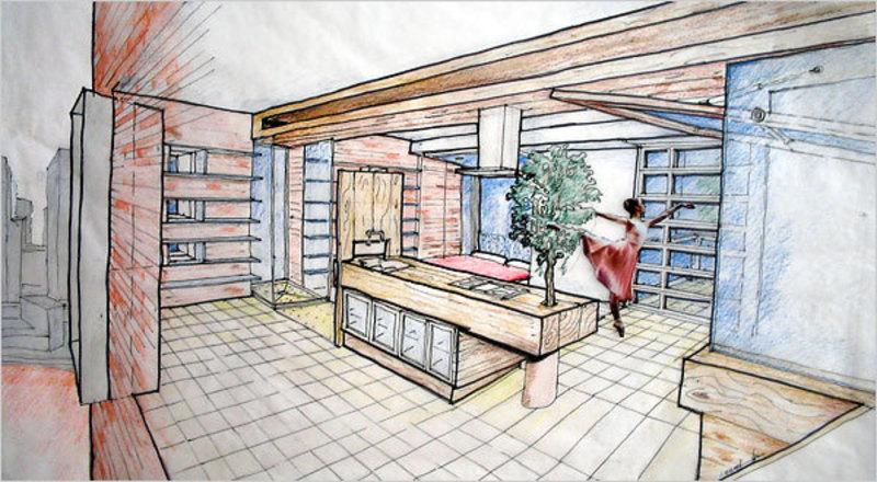 Order Preparation of Sketch Designs