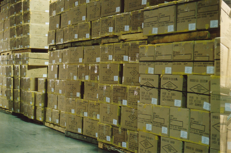 Order Warehouse Services