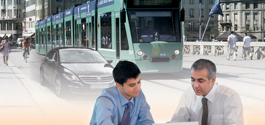 Order Transportation and consulting