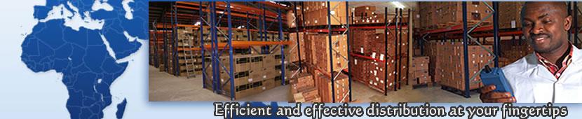 Order Distribution Services