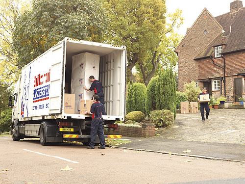 Order Packing and Removal Services