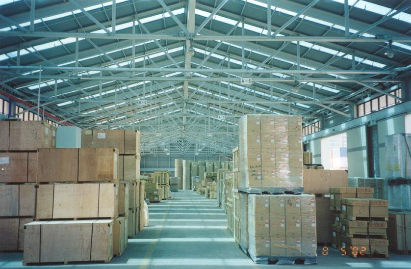 Order Bonded warehousing