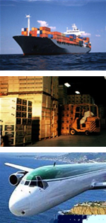 Order Airfreight Services