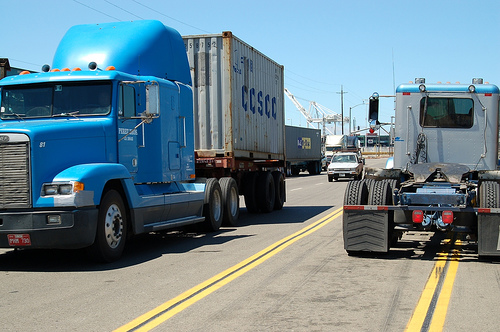 Order Haulage of goods
