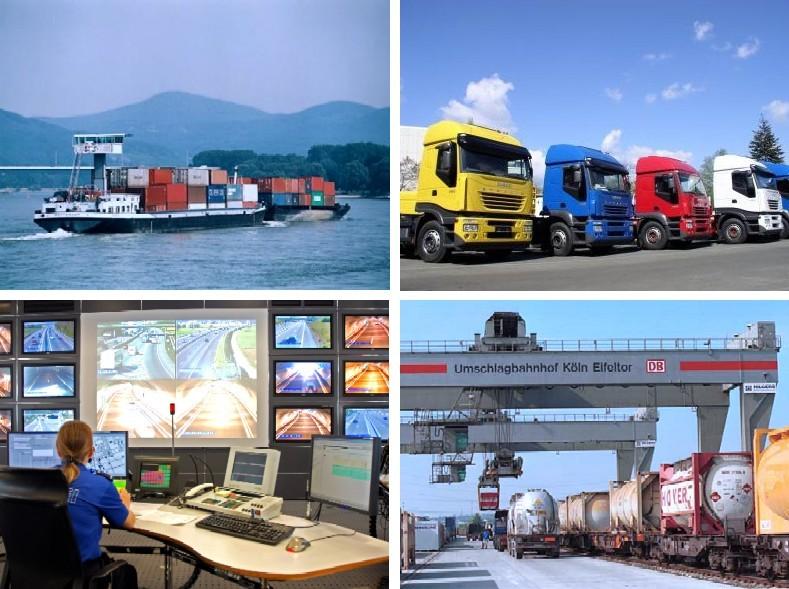 Order Transportation and Logistics