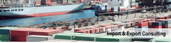 Order Import & Export Consulting