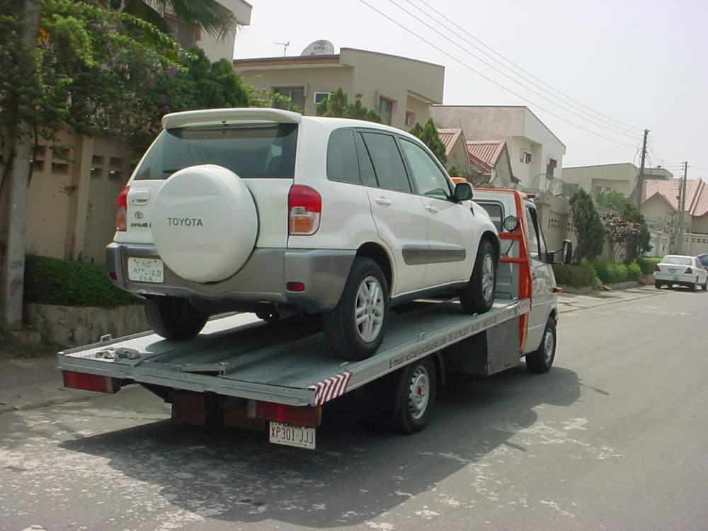 Order Car Transport Services