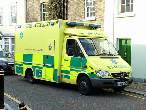 Order Ambulance Services