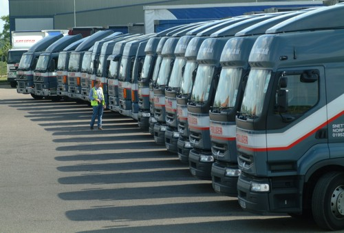 Order Haulage services
