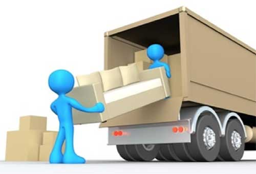 Order Door to door delivery services