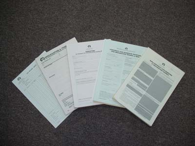 Order Contract Documentation