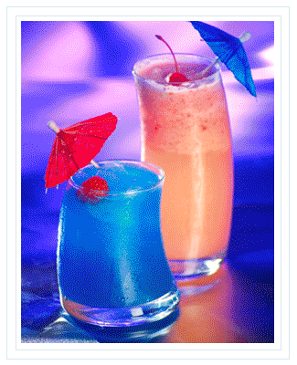 Order Specialty Drinks, Ice and Complete Cooling Service