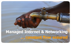 Order Internet & Networking Management