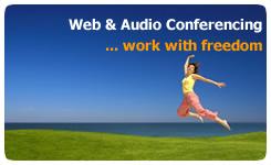 Order Web & Audio Conferencing