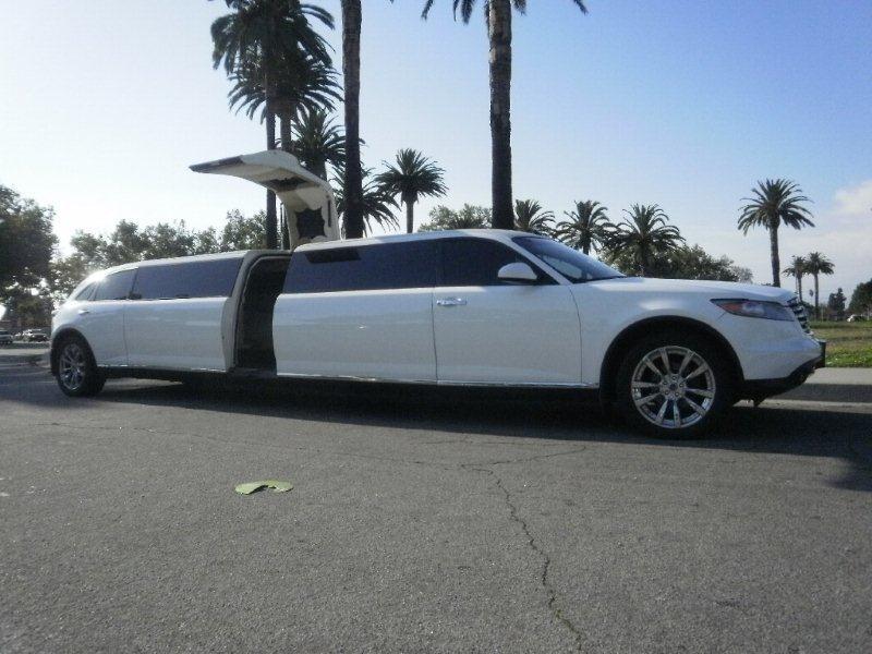 Order Limousine rental