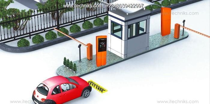 Order Automated Car Parking Management System