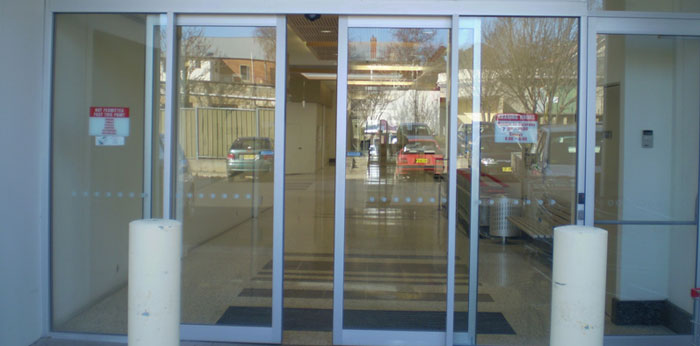Order Automated Sliding Door